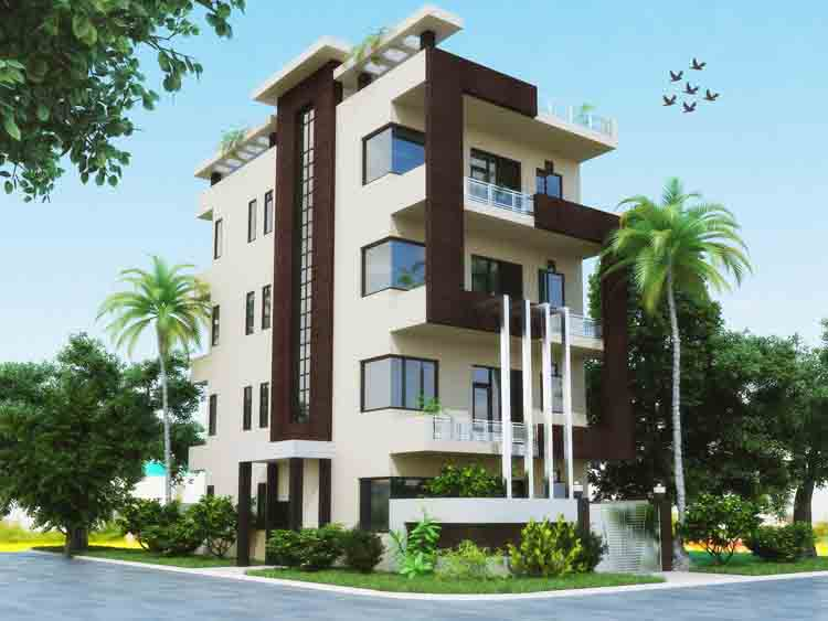 Architect House in Gurgaon