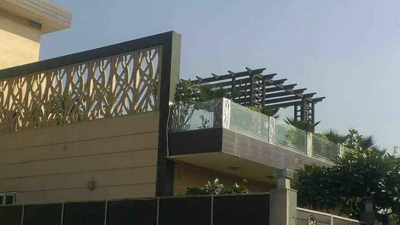 Gurgaon Architectural house